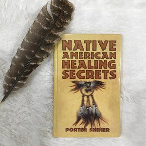 Native American Healing Secrets Book